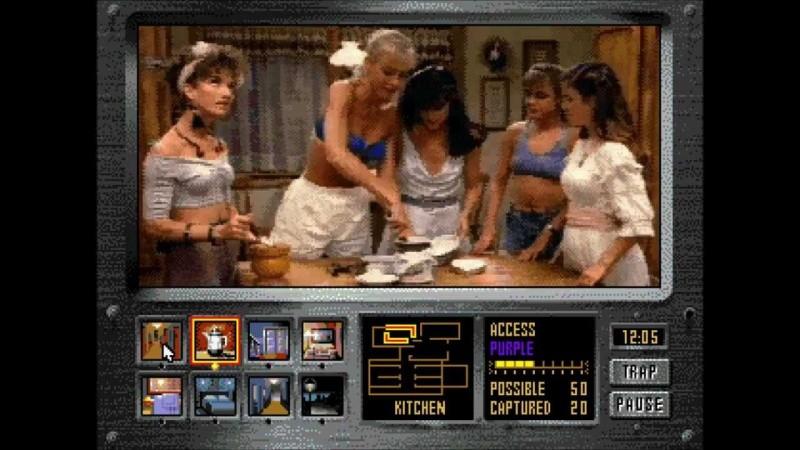 Night Trap : 25th Anniversary Edition (PS4)