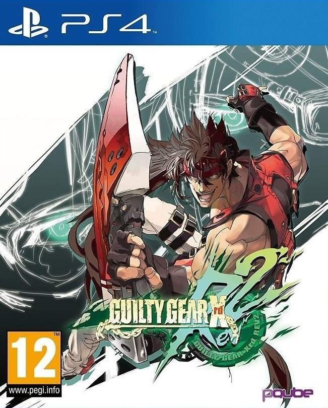 Guilty Gear Xrd: Rev 2 (PS4)