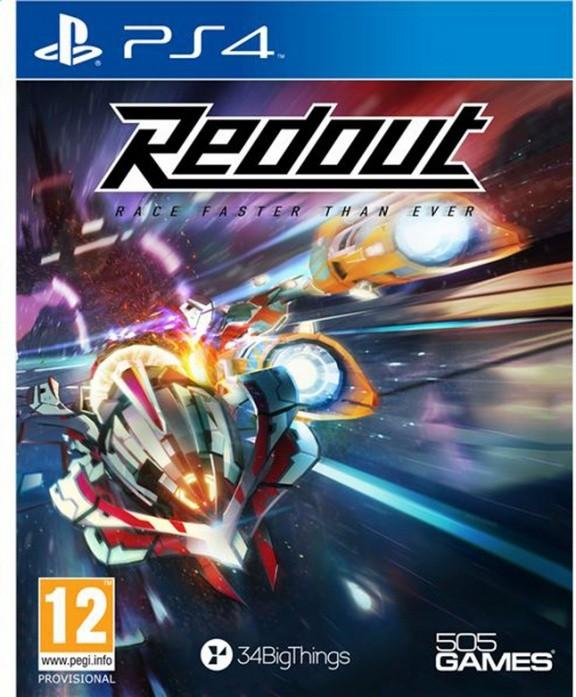 Redout Русская Версия (PS4)
