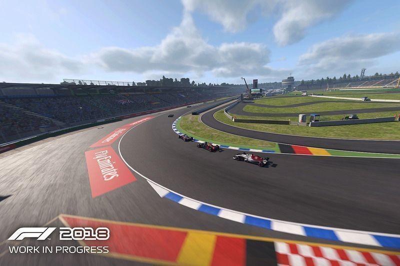 Formula One F1 2018 Русская Версия (Xbox One)
