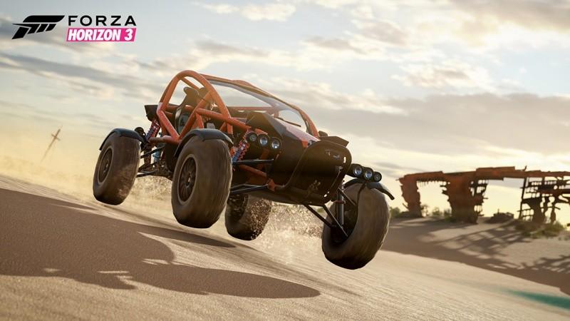 Forza Horizon 3 Русская Версия (Код на загрузку) (Xbox One)