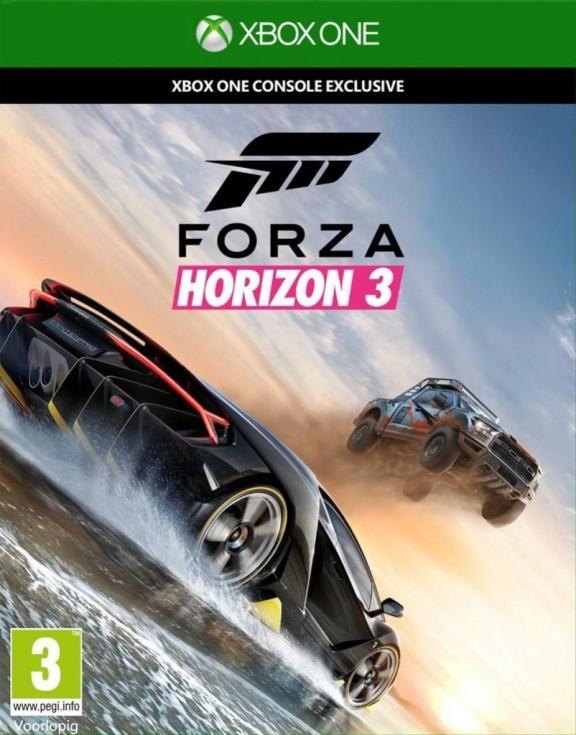 Forza Horizon 3 Русская Версия (Xbox One)