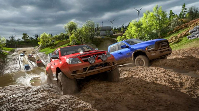 Forza Horizon 4 Русская Версия (Xbox One)