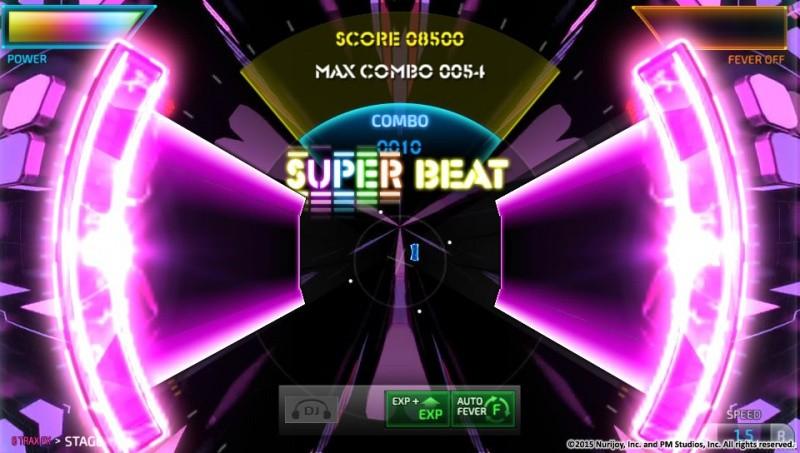 Superbeat : Xonic (PS4)
