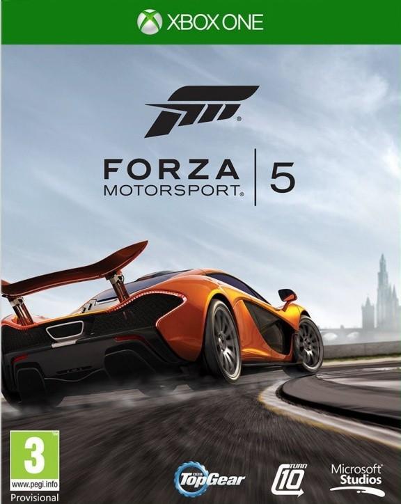 Forza Motorsport 5 Русская Версия (Xbox One)
