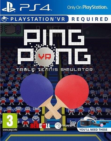 Ping Pong (Только для PS VR) (PS4)