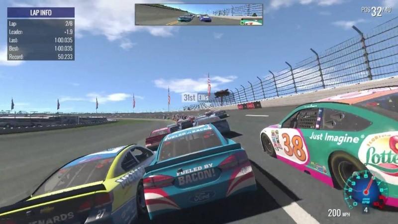 NASCAR Heat 2 (Xbox One)