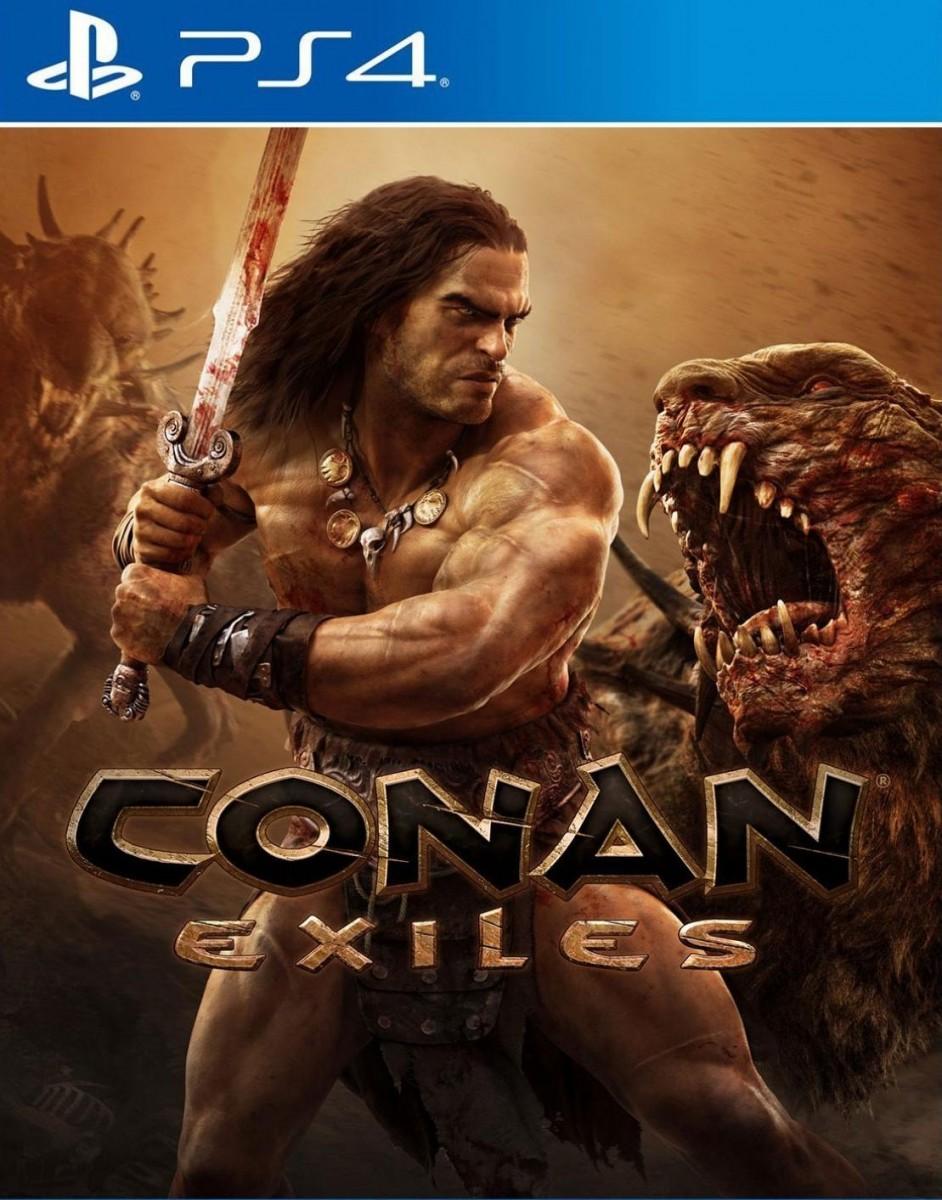 Conan Exiles Русская Версия (PS4)