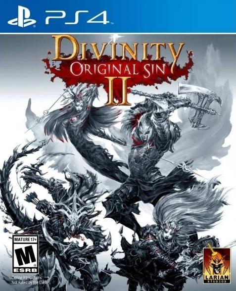 Divinity: Original Sin II (2) Русская Версия (PS4)