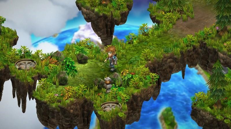 Rainbow Skies (PS4)