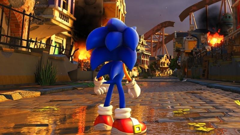 Sonic Forces Русская Версия (Xbox One)