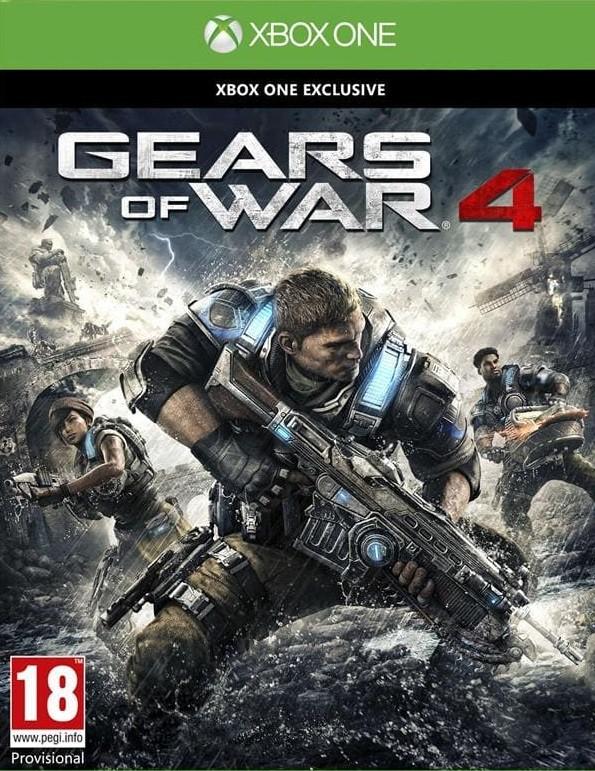 Gears of War 4 Русская Версия (Xbox One)
