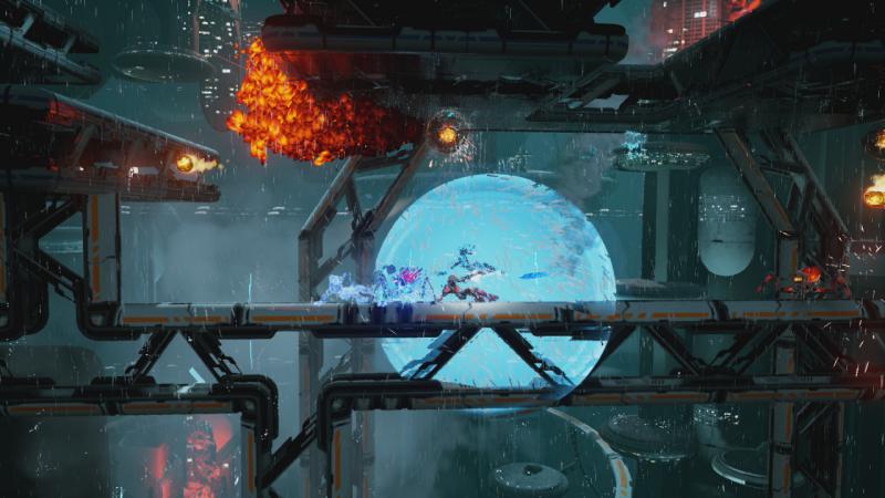 Matterfall Русская Версия (PS4)