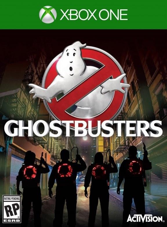 Ghostbusters (Охотники за приведениями) 2016 (Xbox One)