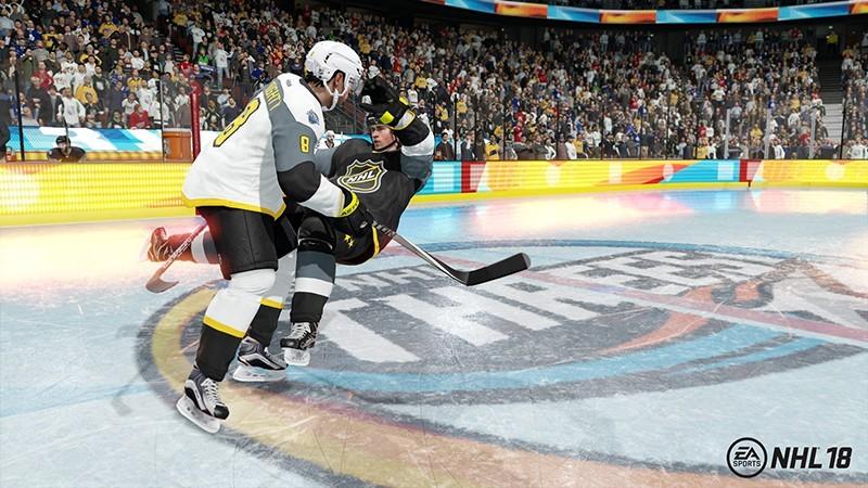 NHL 18 Русская Версия (Xbox One)