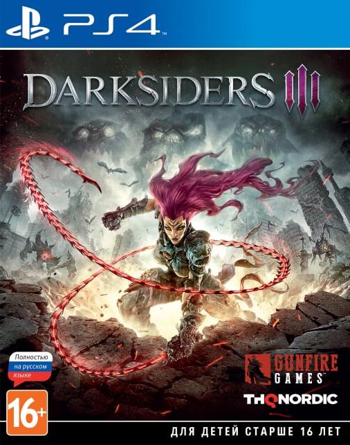 Darksiders: 3 (III) Русская Версия (PS4)