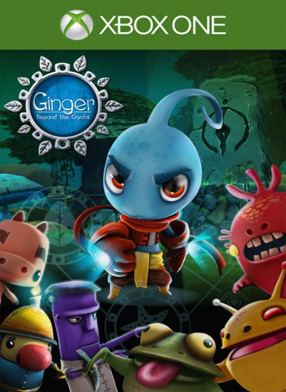 Ginger: Beyond The Crystal (Xbox One)