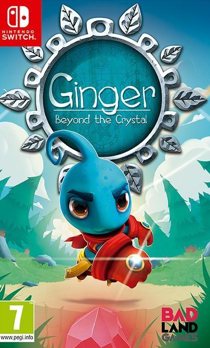 Ginger: Beyond the Crystal Русская Версия (Switch)