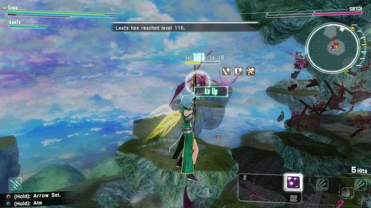 Accel World vs Sword Art Online (PS4)
