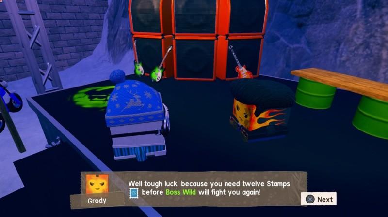 Unbox: Newbie's Adventure (PS4)