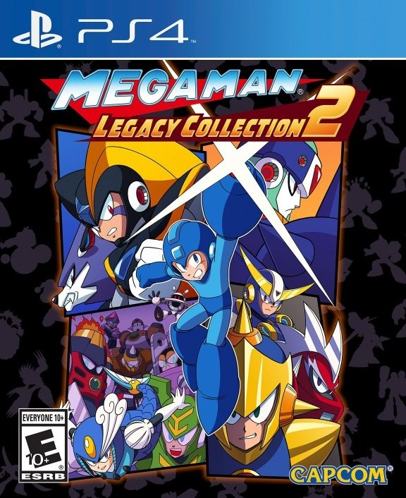 Mega Man: Legacy Collection 2 (PS4)