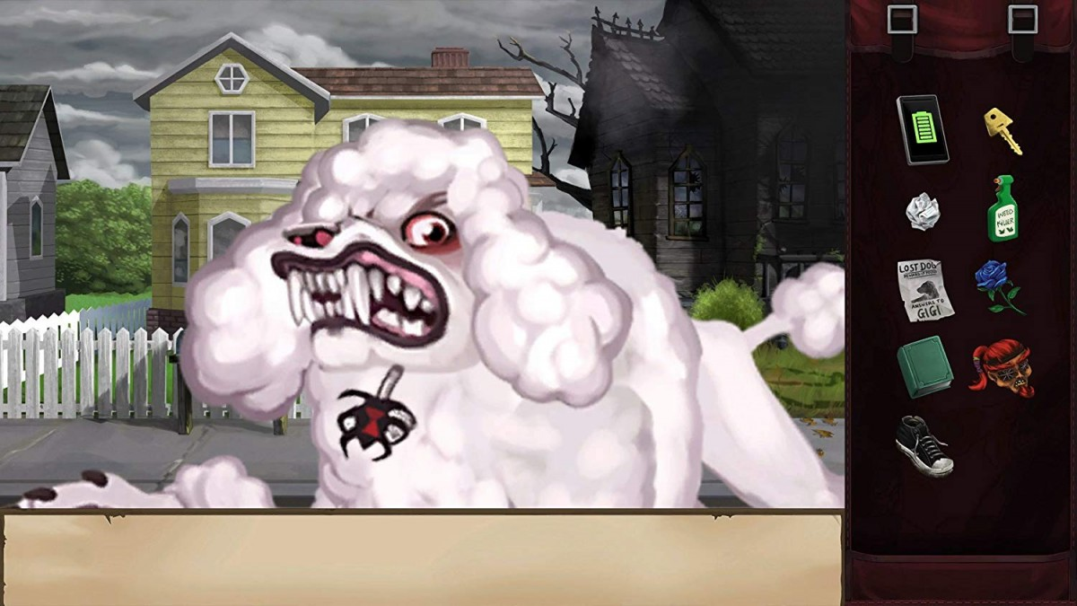 Goosebumps The Game (Switch)