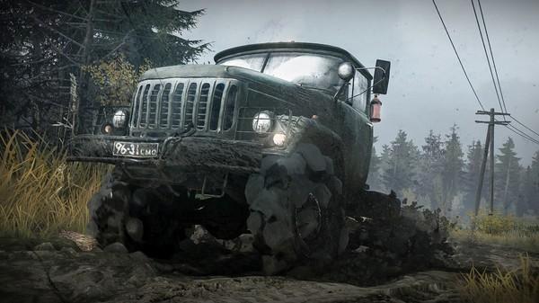 Spintires: MudRunner Русская Версия (Xbox One)