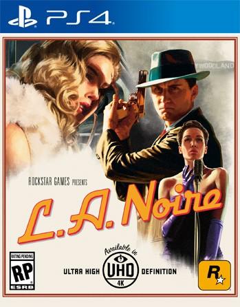 L.A. Noire Русская Версия (PS4)