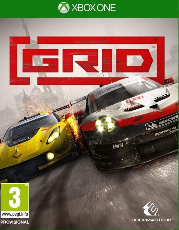 Grid Day One Edition (Издание первого дня) (Xbox One)