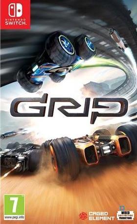 GRIP Combat Racing (Switch)