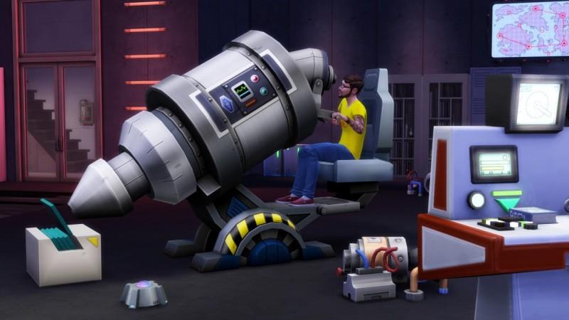 Sims 4 Русская Версия (Xbox One)