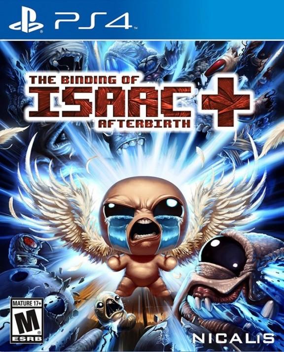 Binding of Isaac: Afterbirth+ (PS4)