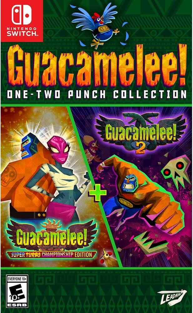 Guacamelee! One - Two Punch Collection (Switch)