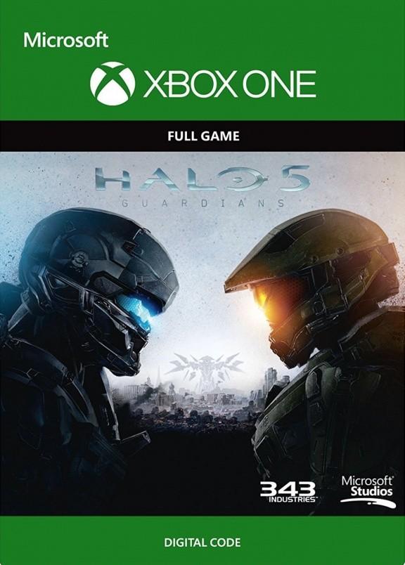 Halo 5: Guardians (Код на загрузку) Русская Версия (Xbox One)