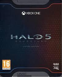 Halo 5: Guardians Ограниченное издание (Limited Edition) (Xbox One)
