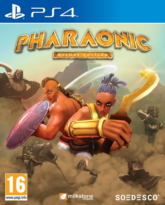 Pharaonic. Deluxe Edition (PS4)