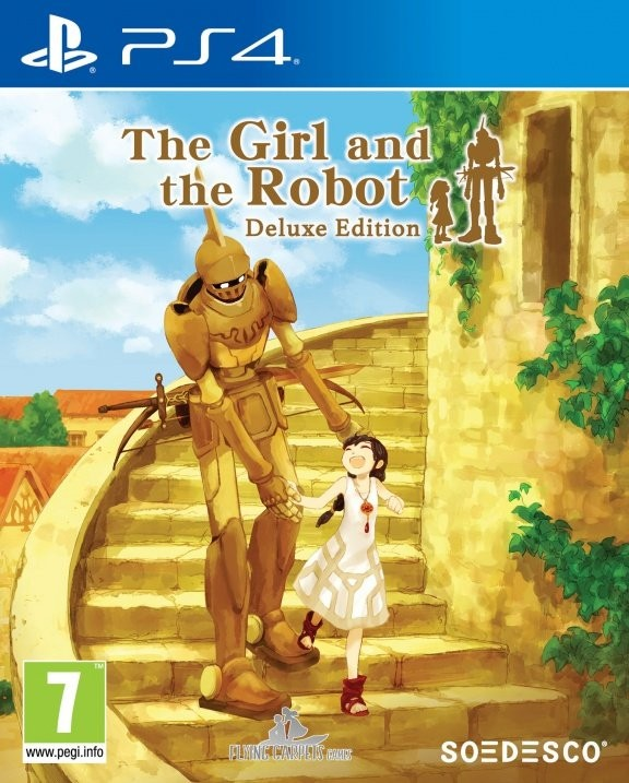 The Girl and the Robot. Deluxe Edition (PS4)