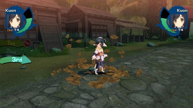 Utawarerumono: Mask of Truth (PS4)