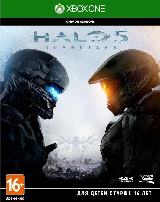 Halo 5: Guardians Русская Версия (Xbox One)