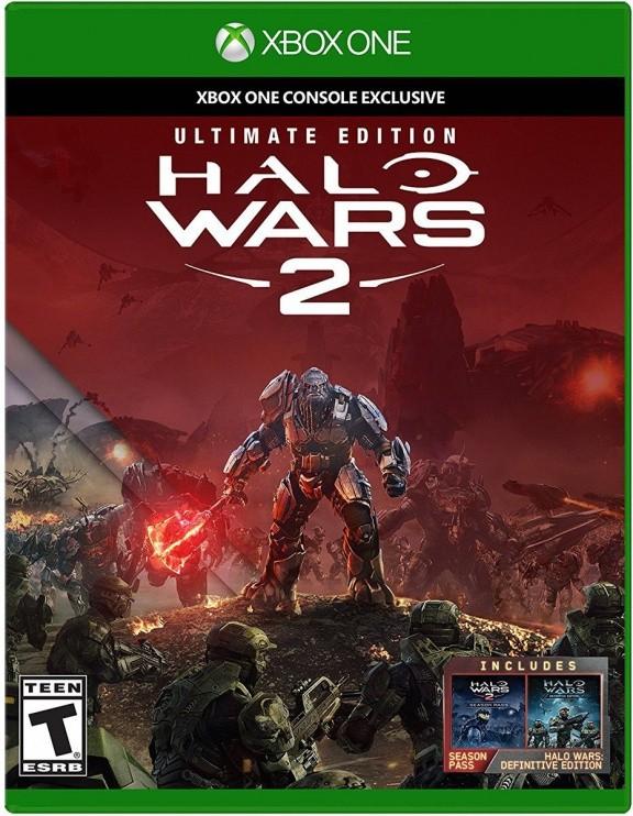 Halo Wars 2 Ultimate Русская Версия (Xbox One)