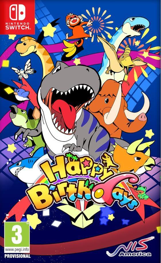 Happy Birthdays (Switch)