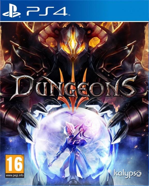 Dungeons 3 (III) Русская версия (PS4)