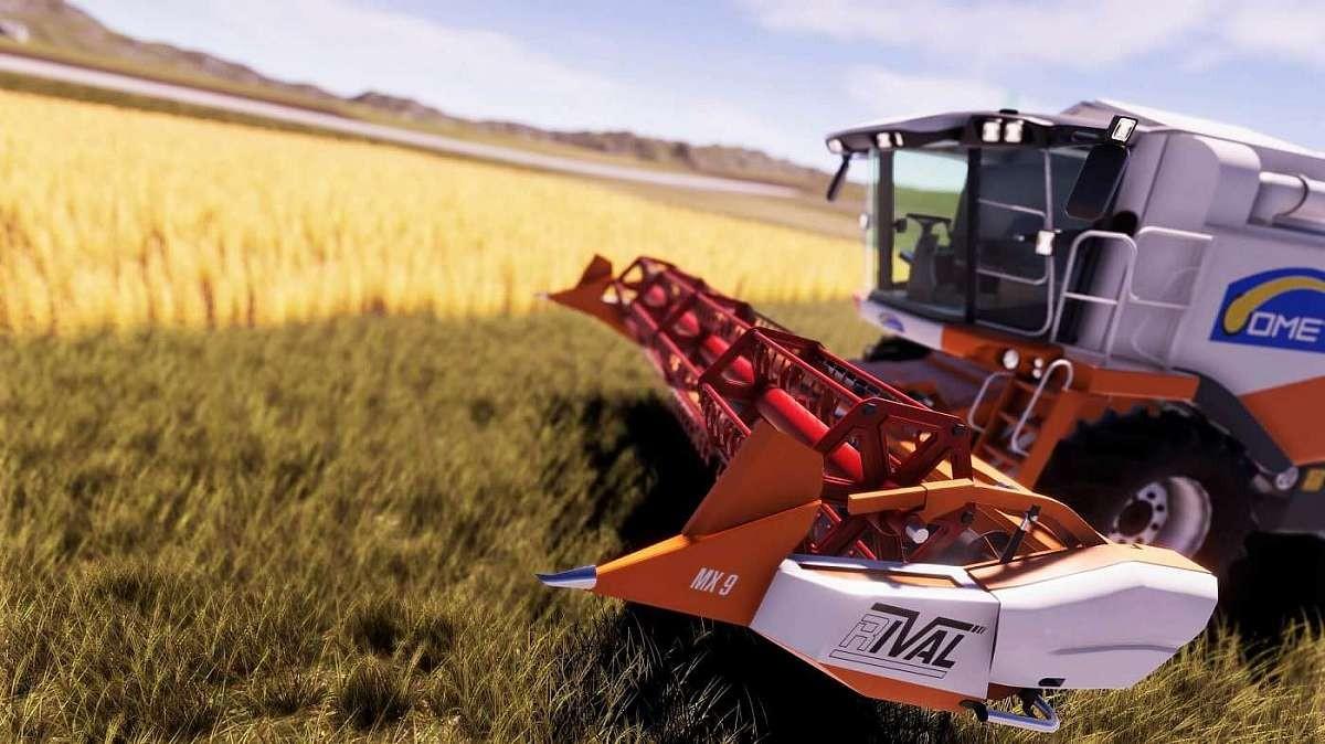 Real Farm (PS4)
