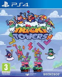 Tricky Towers Русская Версия (PS4)