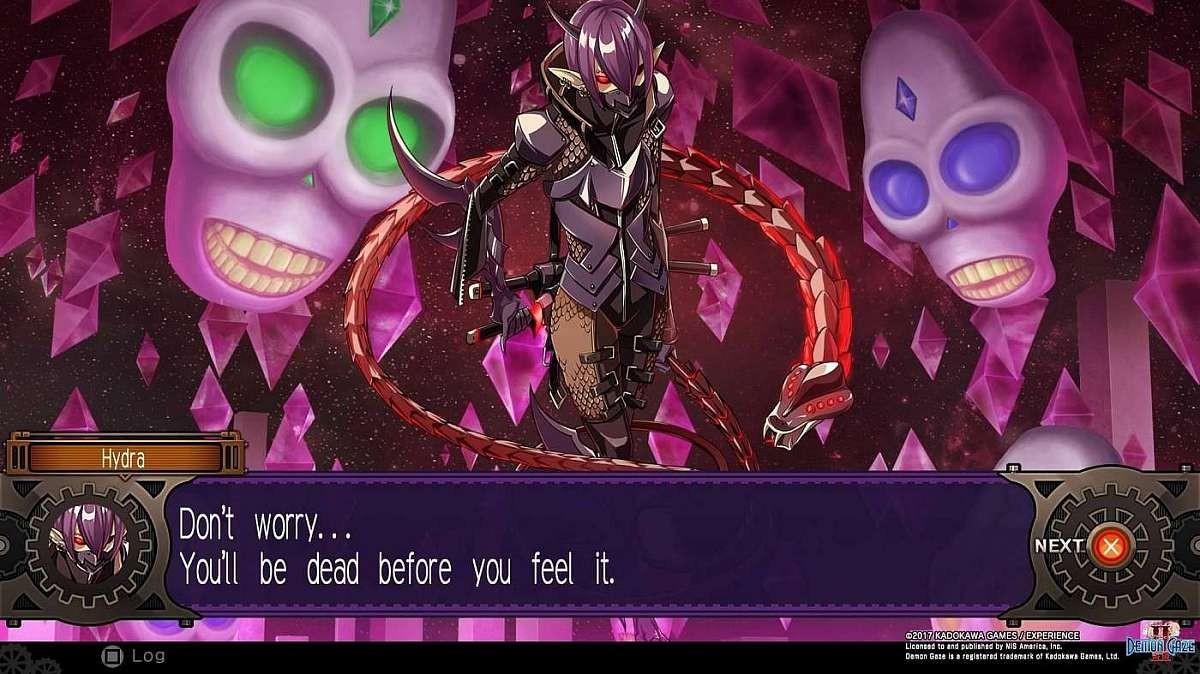 Demon Gaze 2 (II) (PS4)