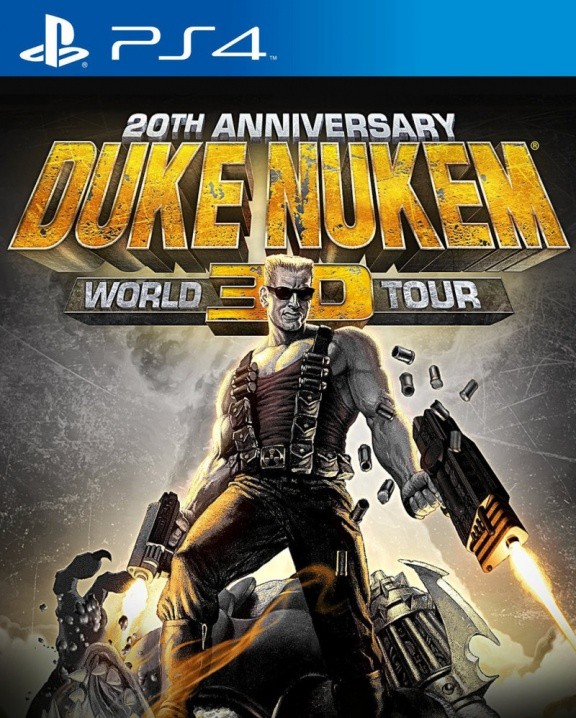 Duke Nukem 3D: 20th Anniversary World Tour Русская версия (PS4)