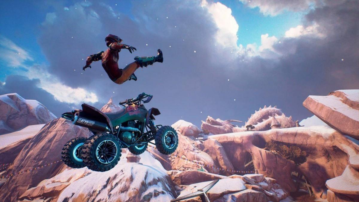 ATV Drift and Tricks (с поддержкой PS VR) (PS4)