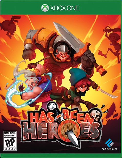 Has-Been Heroes (Xbox One)