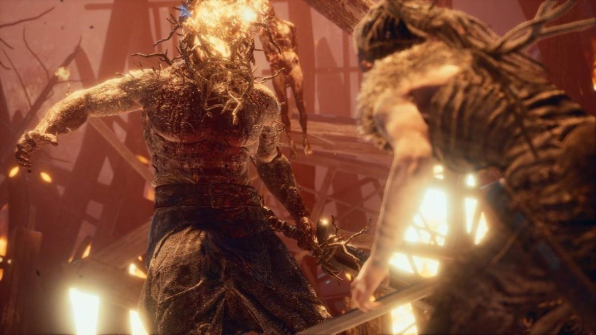 Hellblade: Senua's Sacrifice Русская Версия (Xbox One)