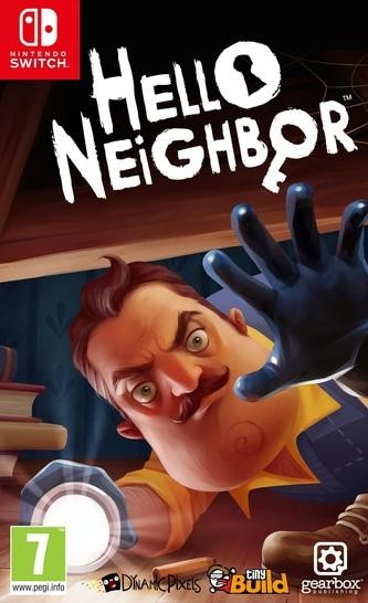 Hello Neighbor (Привет Сосед) Русская версия (Switch)